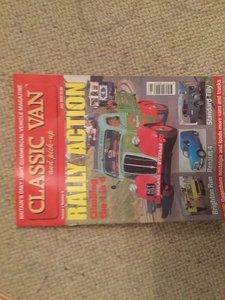 Transit magazines