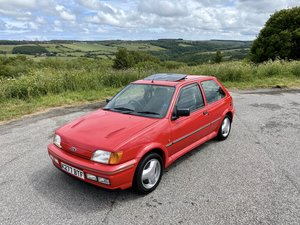 1992 Ford Fiesta XR2 16v RS turbo replica