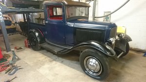 Ford Pickup project with correct V5