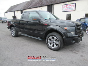 Picture of 2013 FORD F150 FX4 3.5 LITRE ECO BOOST AUTO 4X4 SOLD