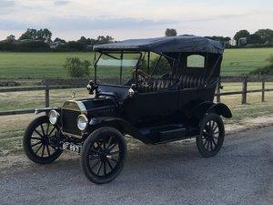 Ford Model T tourer 1914