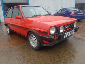1983 Ford Fiesta Mk1 XR2 For Sale