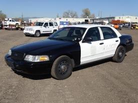 2010 Ford Crown Victoria Colorado Police Car