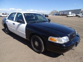 2010 Ford Crown Victoria Colorado Police Car For Sale (picture 6 of 6)
