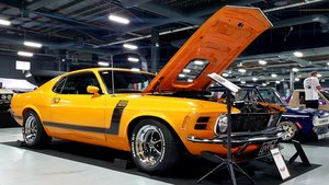 Picture of 1970 Mustang Boss 302