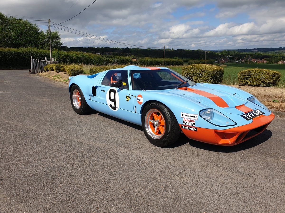 2015 Ford GT40 For Sale (picture 1 of 6)