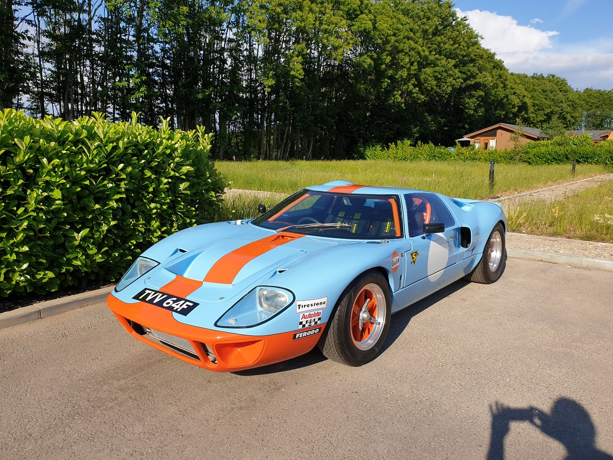 2015 Ford GT40 For Sale (picture 3 of 6)