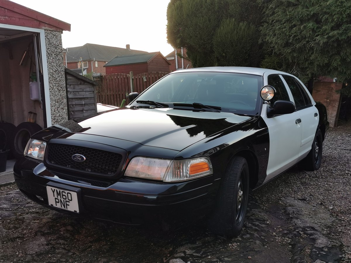 2011 Crown Victoria Police Interceptor P7B For Sale (picture 1 of 6)