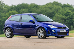 2003  FORD FOCUS RS MK1         Estimate (£): 12,000 - 15,000