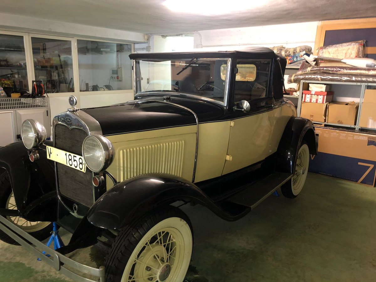 1936 Ford model a cabriolet convertible For Sale (picture 2 of 6)