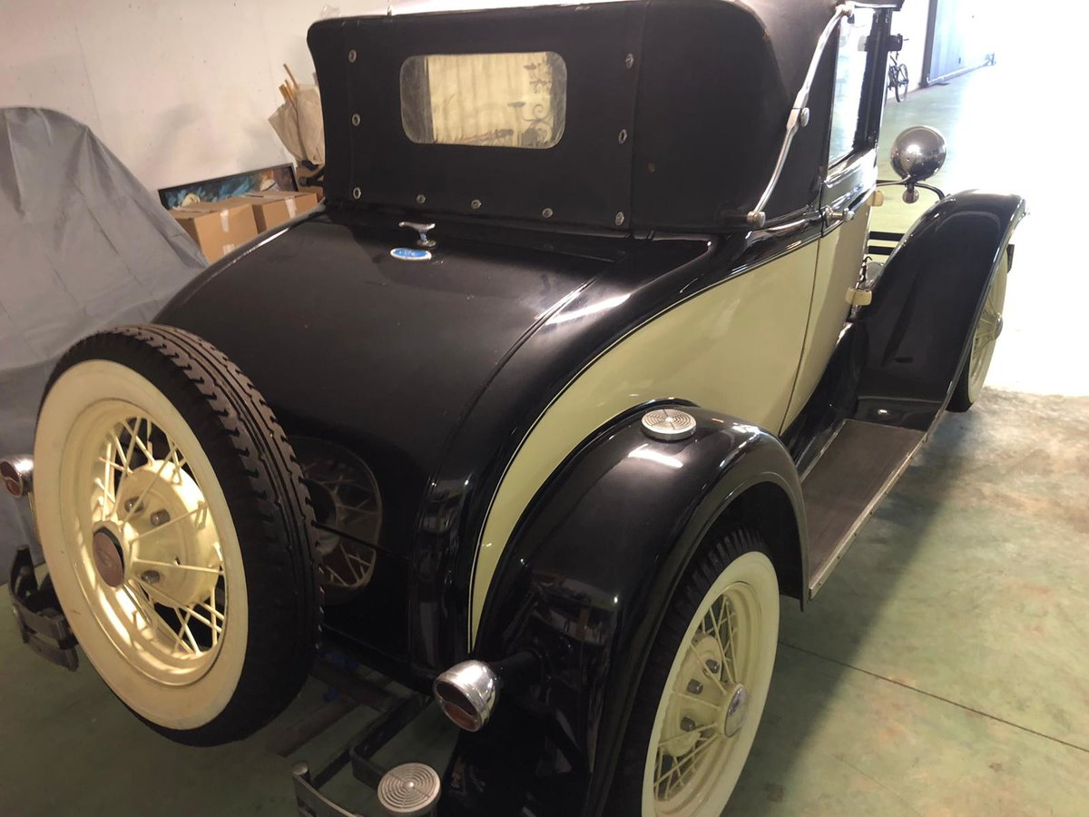 1936 Ford model a cabriolet convertible For Sale (picture 4 of 6)