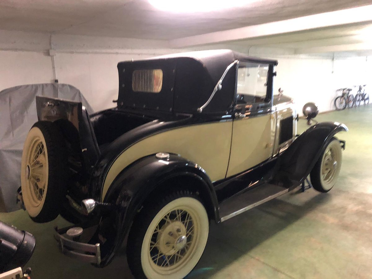 1936 Ford model a cabriolet convertible For Sale (picture 6 of 6)