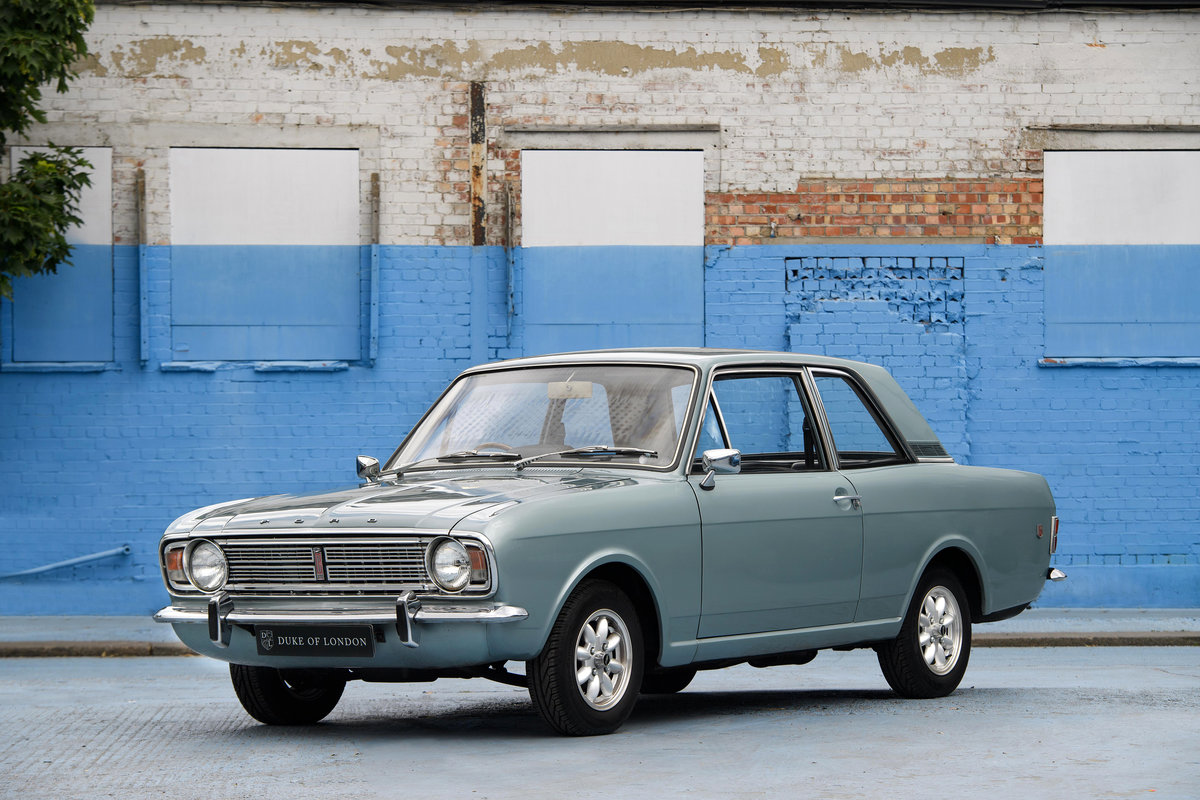 1967 Ford Cortina 1500 GT For Sale (picture 1 of 11)