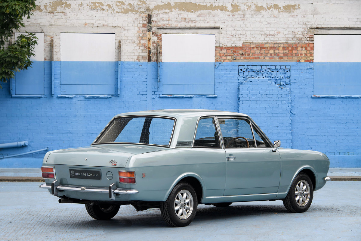 1967 Ford Cortina 1500 GT For Sale (picture 3 of 11)