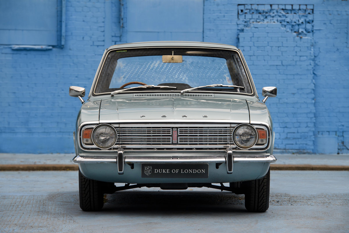 1967 Ford Cortina 1500 GT For Sale (picture 4 of 11)