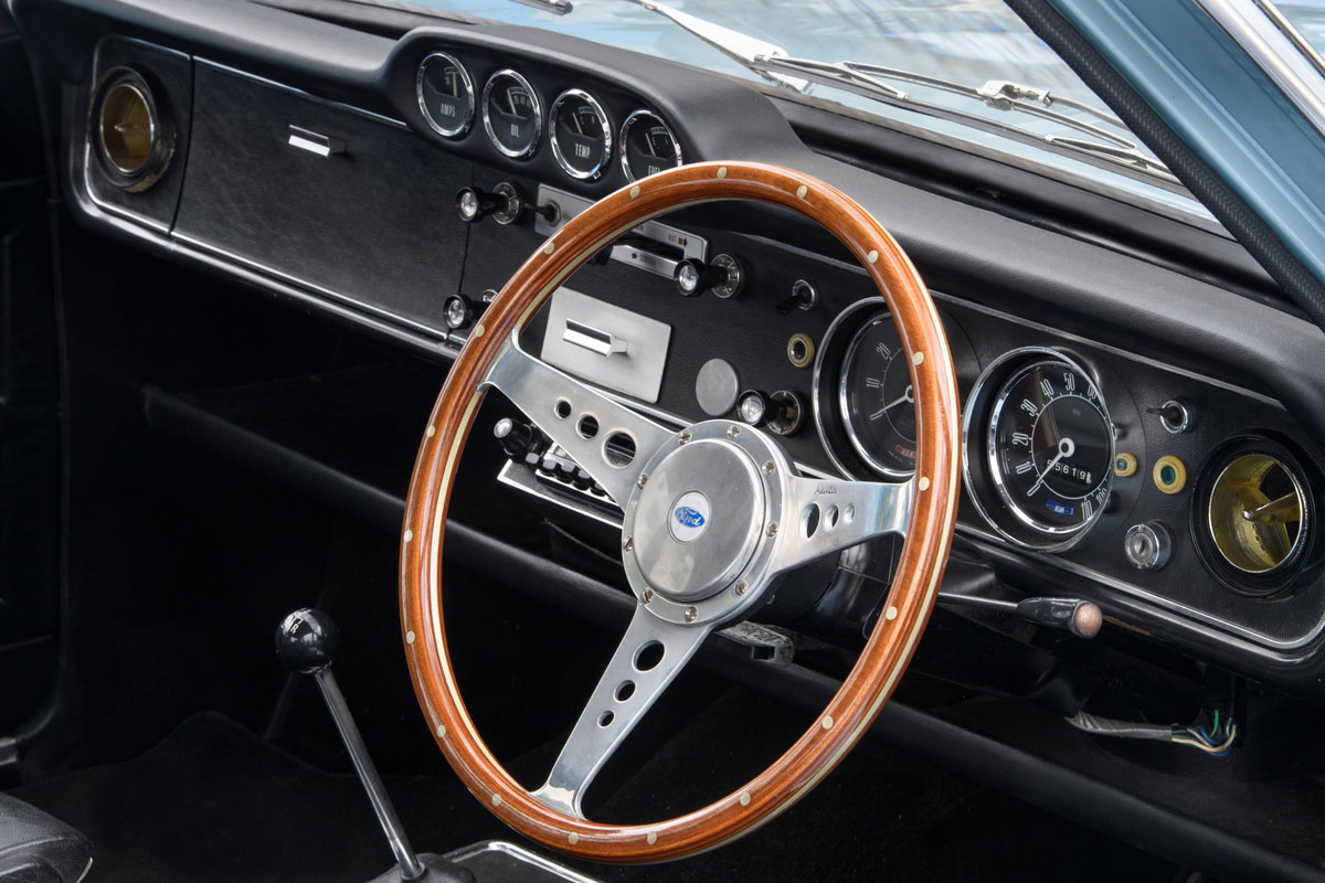 1967 Ford Cortina 1500 GT For Sale (picture 8 of 11)
