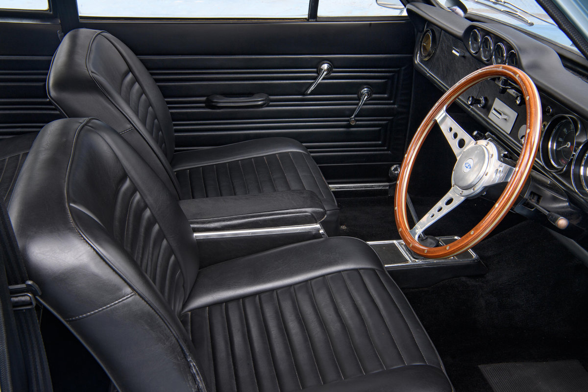 1967 Ford Cortina 1500 GT For Sale (picture 9 of 11)