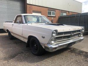 1967 Ford Ranchero 500XL 390 RHD