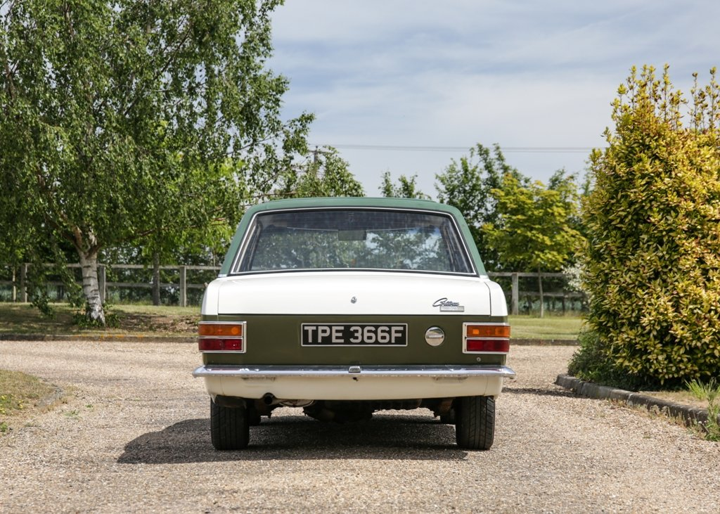 1968 Ford Lotus Cortina Mk. II SOLD by Auction (picture 2 of 6)