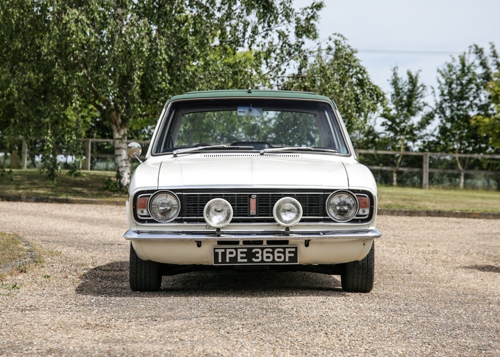 1968 Ford Lotus Cortina Mk. II SOLD by Auction (picture 4 of 6)