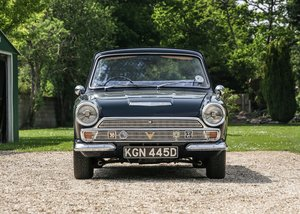 Picture of 1966 Ford Cortina Mk. I Crayford Convertible (1500cc) SOLD by Auction