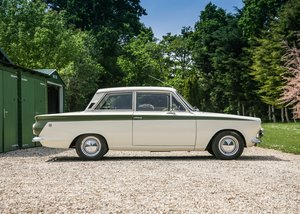 Picture of 1965 Ford Cortina Mk. I 1500GT SOLD by Auction