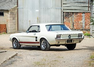 Picture of 1967 Ford Mustang 289 Notchback SOLD by Auction