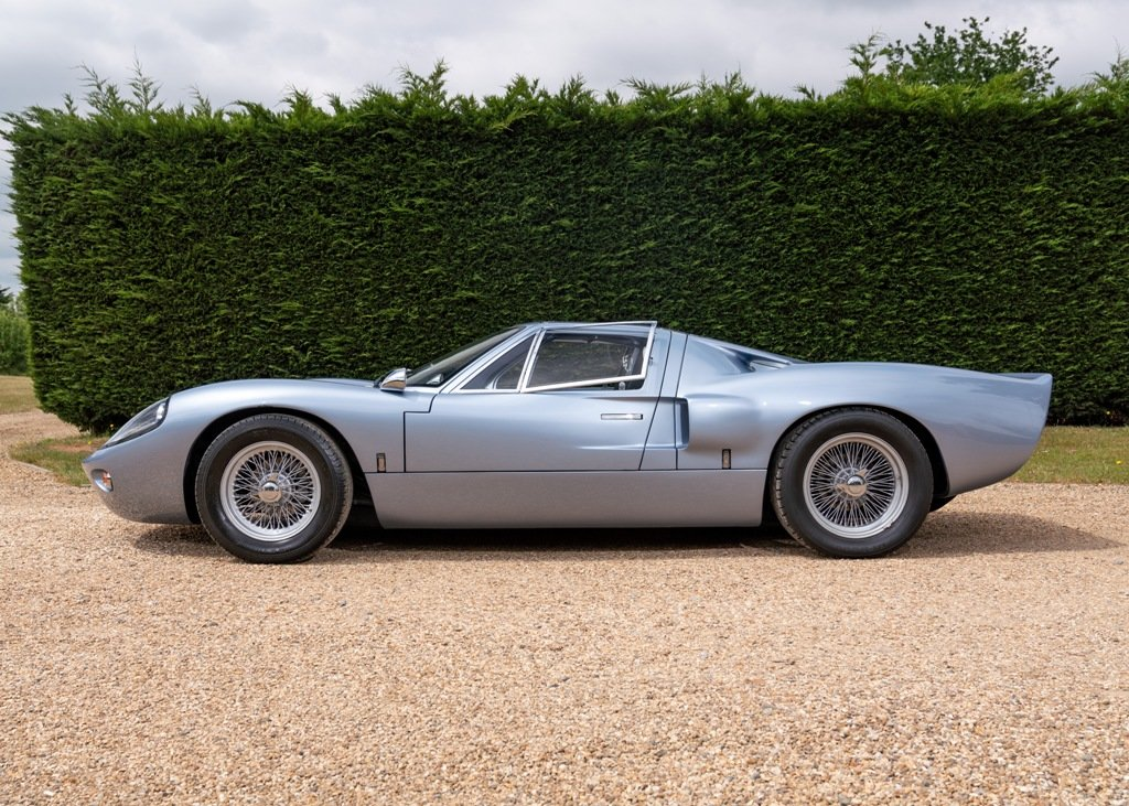 1995 Ford GT40 Mk. III Evocation by KVA SOLD by Auction (picture 1 of 6)