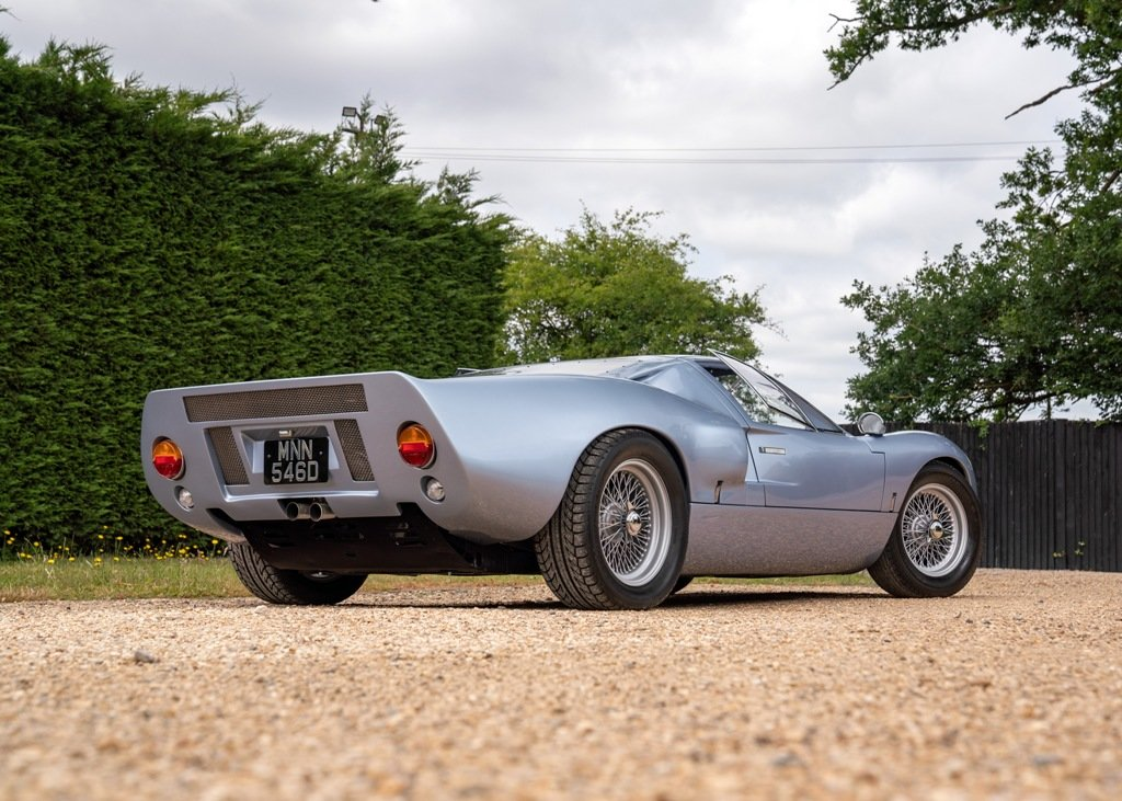 1995 Ford GT40 Mk. III Evocation by KVA SOLD by Auction (picture 2 of 6)