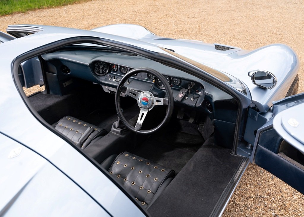 1995 Ford GT40 Mk. III Evocation by KVA SOLD by Auction (picture 4 of 6)