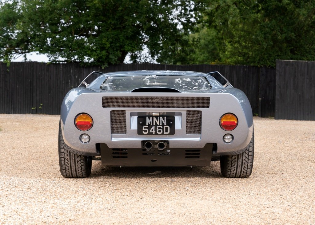 1995 Ford GT40 Mk. III Evocation by KVA SOLD by Auction (picture 5 of 6)