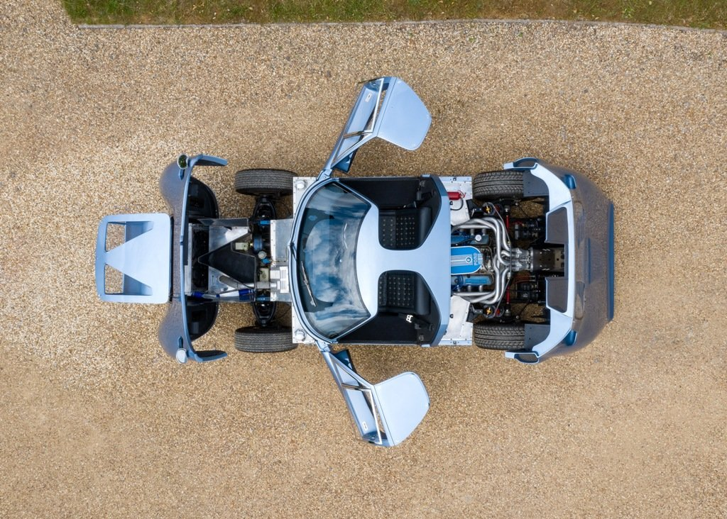 1995 Ford GT40 Mk. III Evocation by KVA SOLD by Auction (picture 6 of 6)