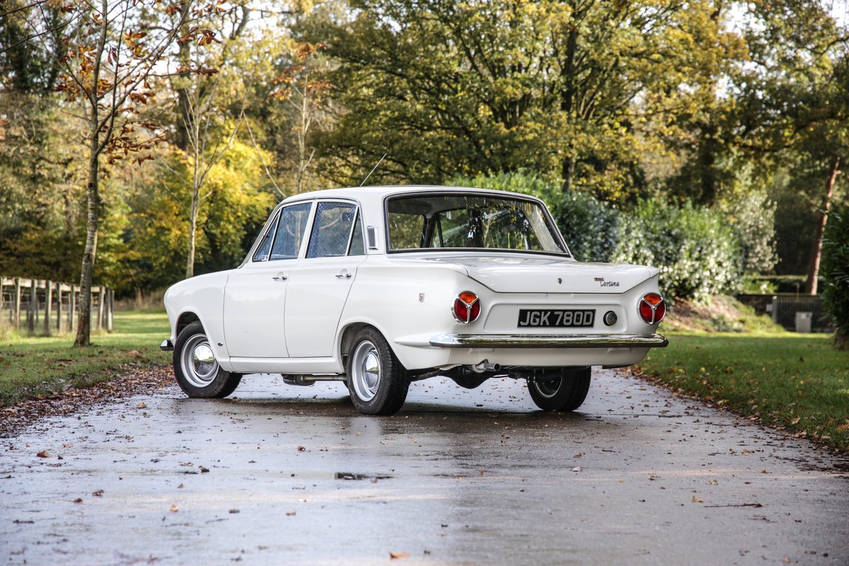 1966 Ford Cortina Mk1 GT For Sale (picture 2 of 24)