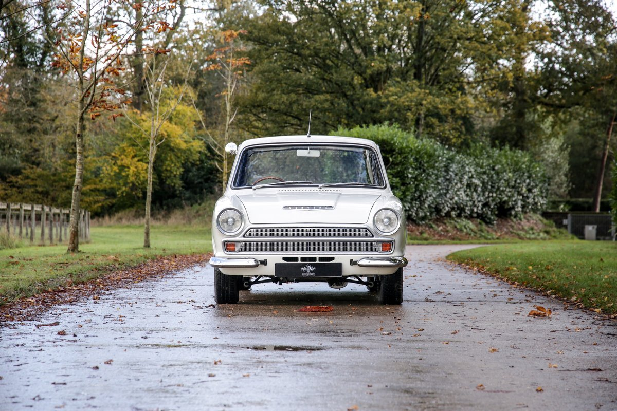 1966 Ford Cortina Mk1 GT For Sale (picture 3 of 24)