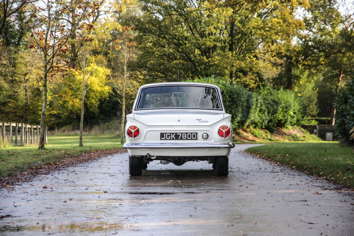 1966 Ford Cortina Mk1 GT For Sale (picture 4 of 24)