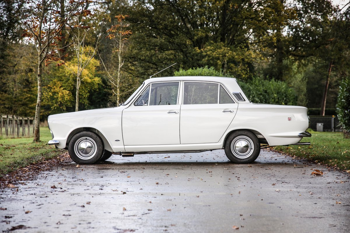 1966 Ford Cortina Mk1 GT For Sale (picture 5 of 24)