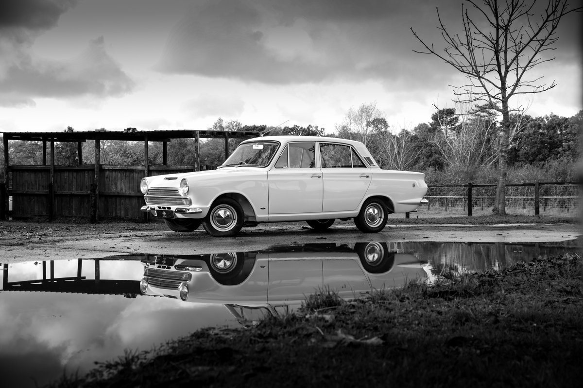 1966 Ford Cortina Mk1 GT For Sale (picture 24 of 24)
