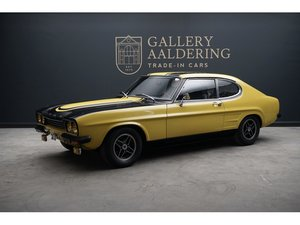Picture of 1973 Ford Capri 2600 RS EU car, only 54.787 km!