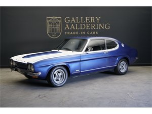 Ford Capri 2600 RS Swiss car, only 121.896 km