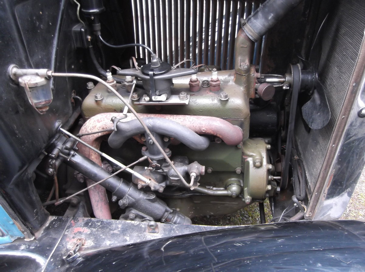 1930 Ford Model A Tudor For Sale (picture 4 of 4)