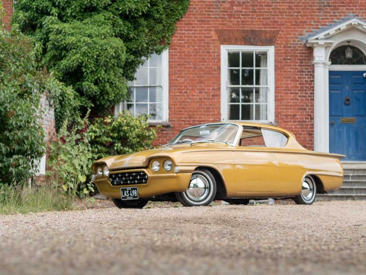 1962 Ford Consul Classic Custom For Sale (picture 4 of 24)