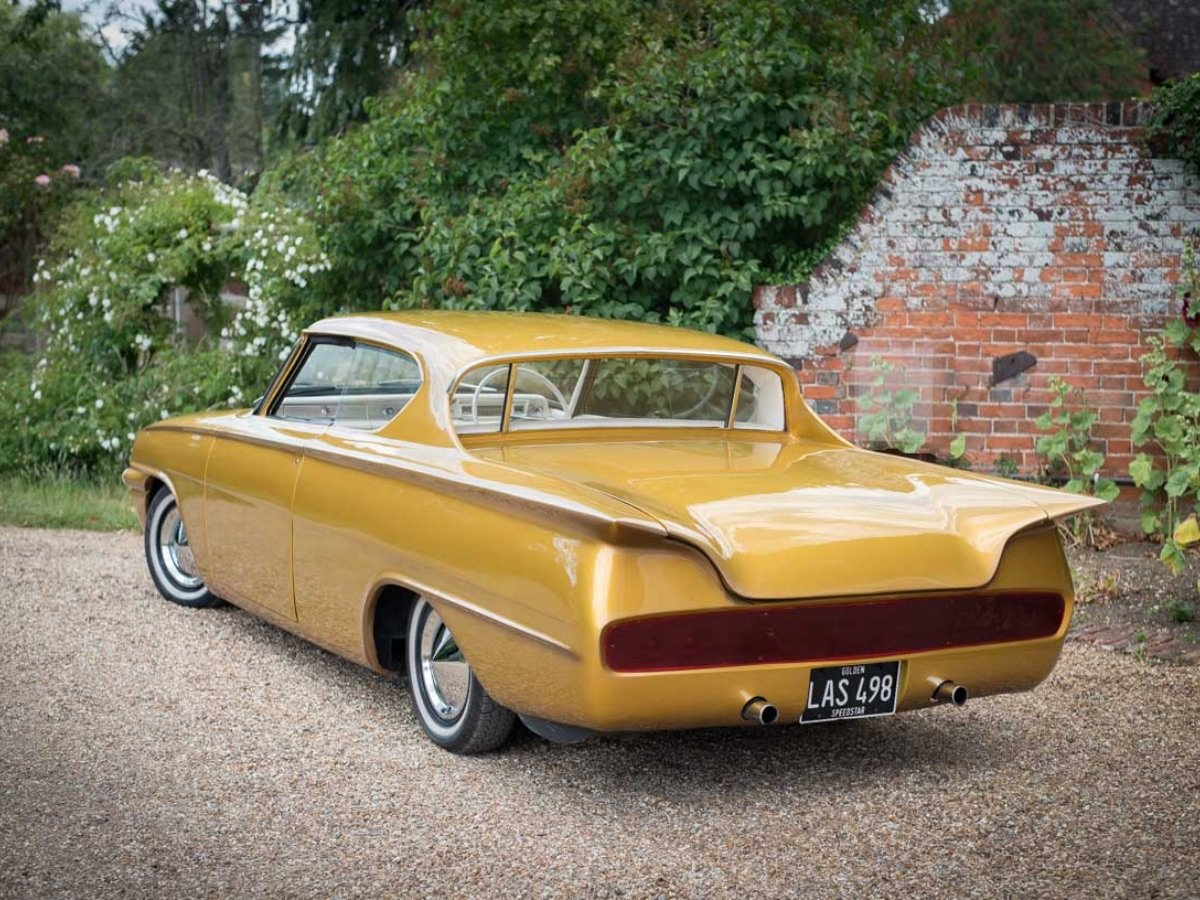 1962 Ford Consul Classic Custom For Sale (picture 5 of 24)