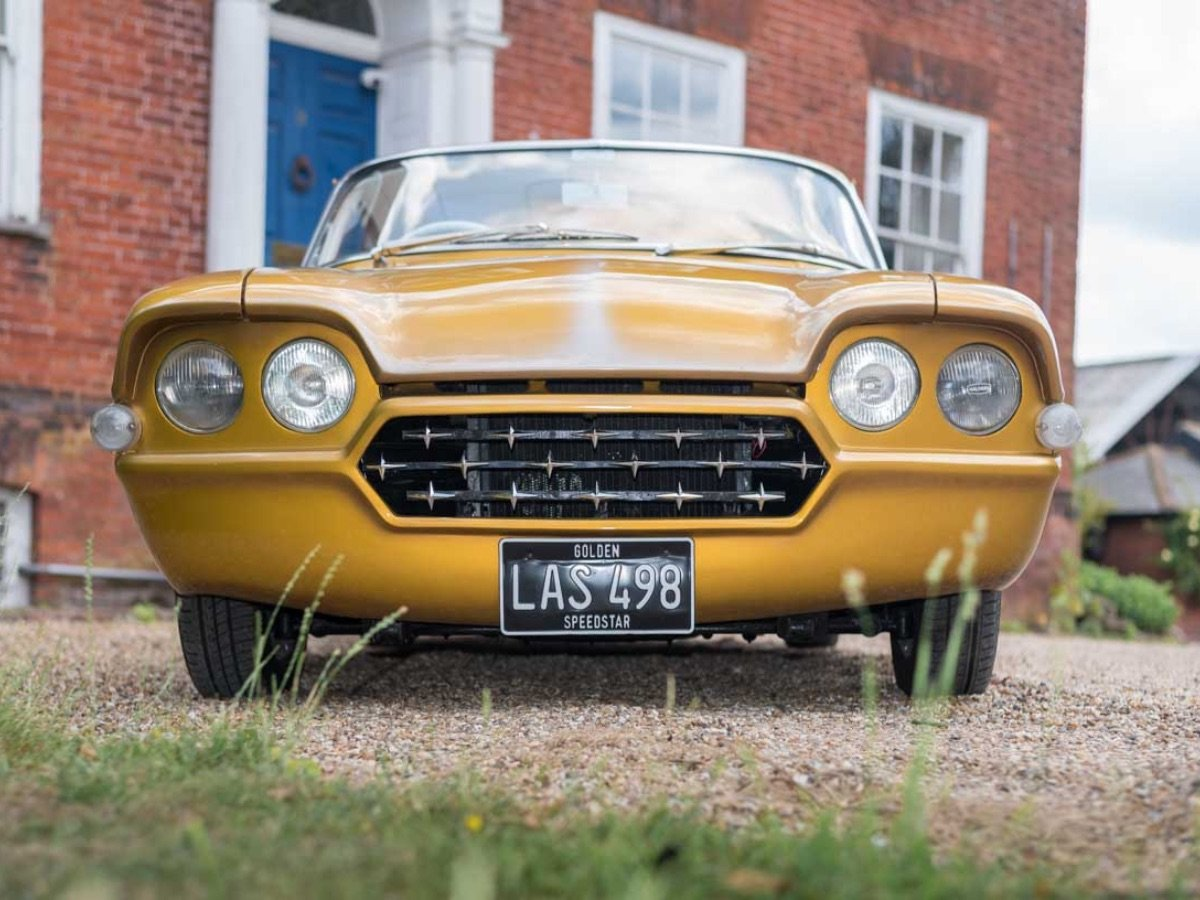 1962 Ford Consul Classic Custom For Sale (picture 20 of 24)