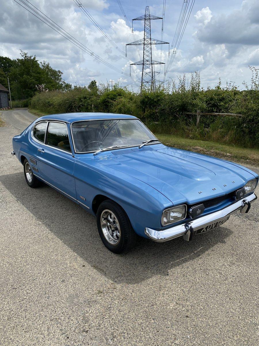 1972 Capri, Mark 1, 3000E  For Sale (picture 1 of 6)