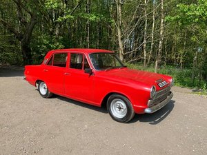 1967 Ford Cortina GT MK1 Very Rare 4 Door