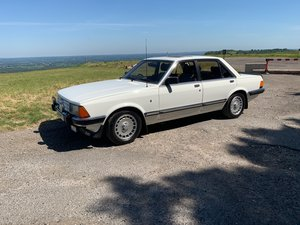 1985 Ford Granada, full resto, low miles, head turner