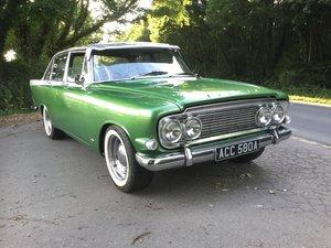1962 Mk3 Ford Zodiac