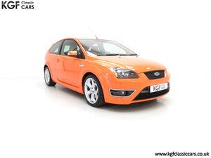 2002 A Striking Ford Focus ST225 with 18,320 Miles One Owner  SOLD