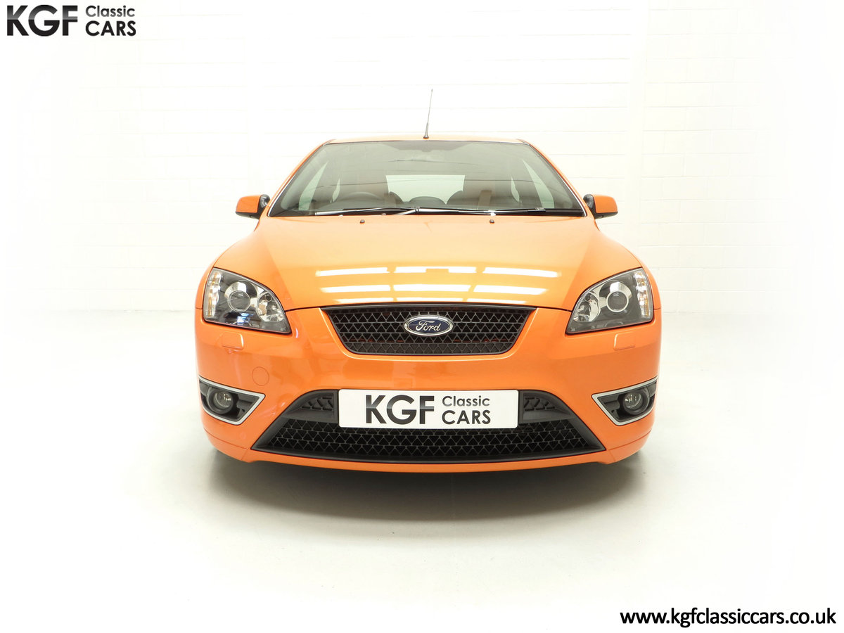 2002 A Striking Ford Focus ST225 with 18,320 Miles One Owner  SOLD (picture 3 of 24)