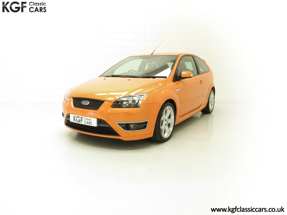 2002 A Striking Ford Focus ST225 with 18,320 Miles One Owner  SOLD (picture 6 of 24)